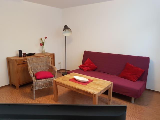 Ruhige 2 Zimmerwohnung in Hildesheim/Diekholzen