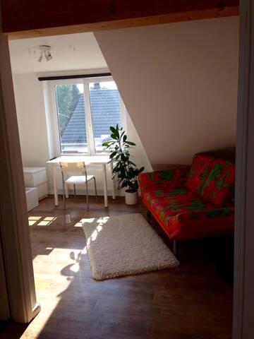 Gemütliche 1-Zimmer Wohnung - Paderborn - Huoneisto