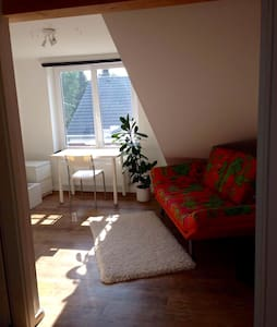 Gemütliche 1-Zimmer Wohnung - 帕德伯恩