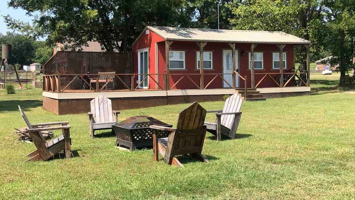 Lake Hudson Tiny House Retreat