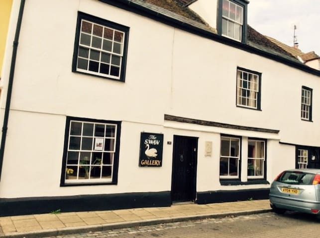 Swan guest house - Harwich - Guesthouse