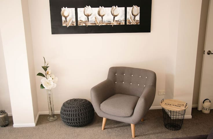 Lounge - Modern and relaxing