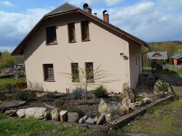 Vila Český ráj - Bohemian Paradise - Žďár - Rumah