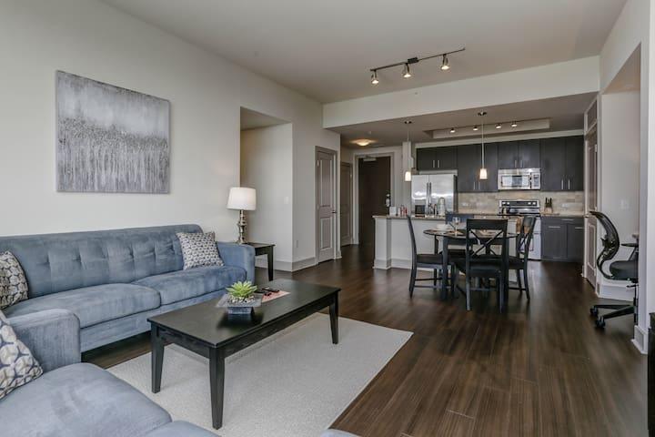Centrally located Modern 2-bedroom in Tysons, VA