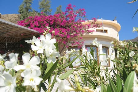 Fantastic accommodation - south coast of Crete - Lentas - Hus