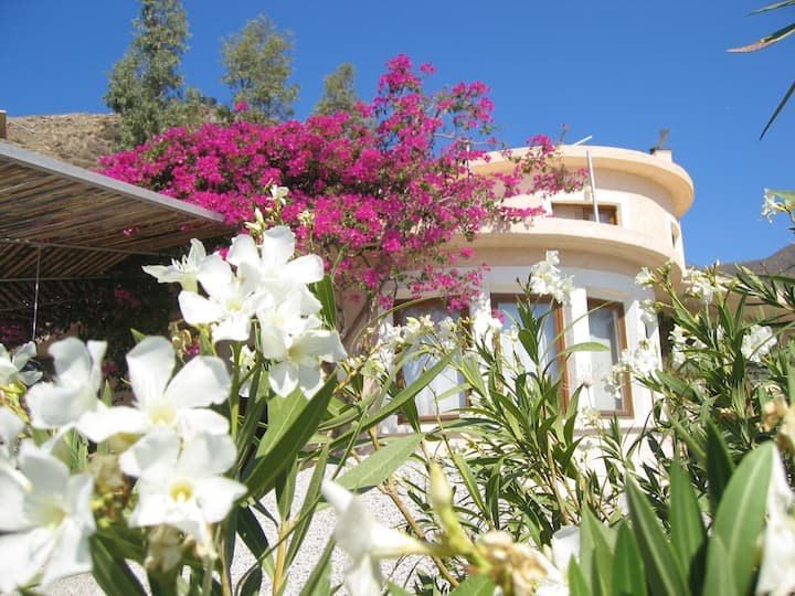 Fantastic accommodation south coast of Crete