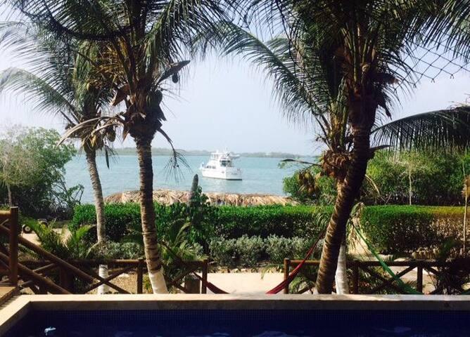 Descanso - Incredible Island Villa by the Sea - Cartagena - Villa