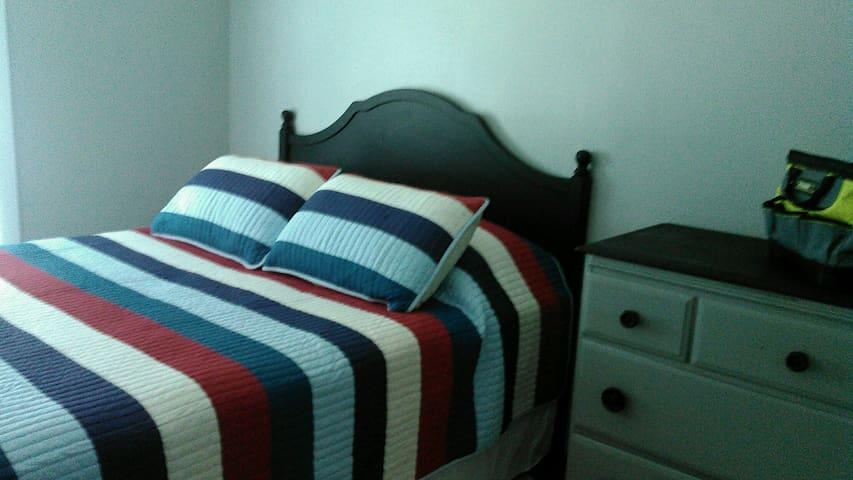 Bedroom #1 - Located on 2nd Floor