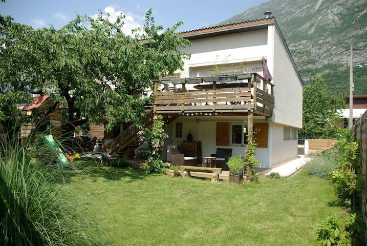 Maison à proximité de Grenoble - Saint-Egrève