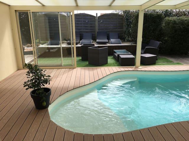 Magnifique villa en centre ville - La Plaine-sur-Mer - Casa