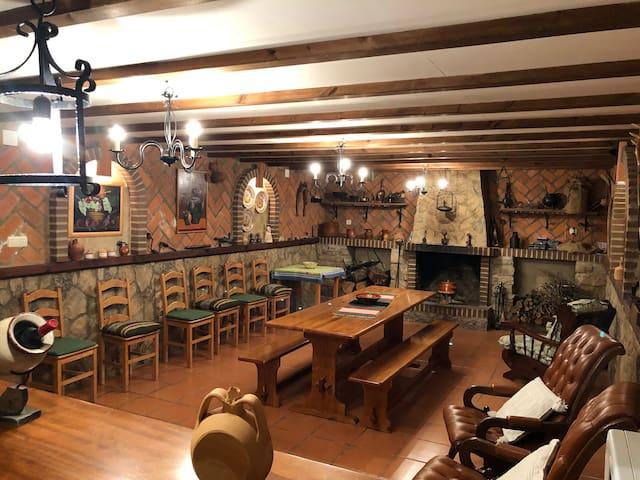 """Casa Rural **** """" Rincón del Edén"""" a 8km de Zamora"""