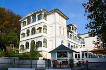 Haus am Meer-Sellin-PH 8-Wintergarten-strandnah