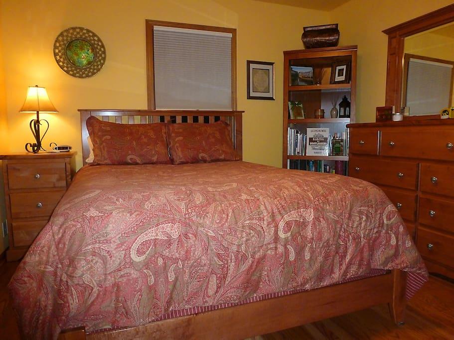 Guest Bedroom Upper Level