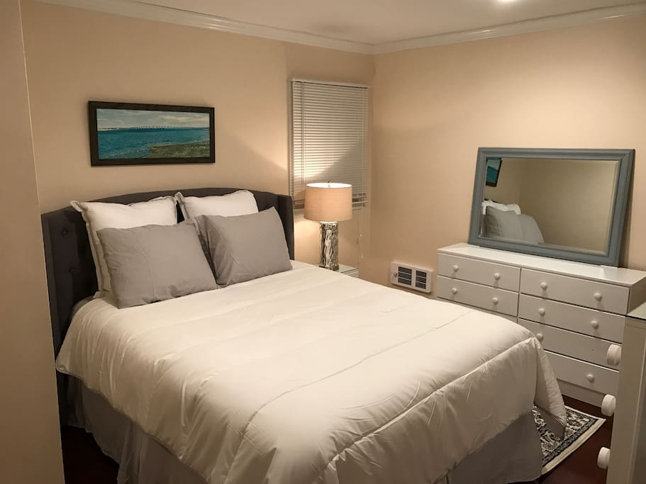 Welcome to your beautiful accommodations!