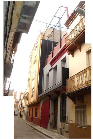 casa 2 plantas, 2 terrazas