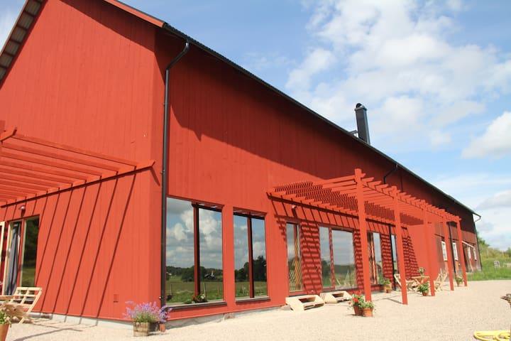 The Eco Barn near Stockholm & Skavsta Airport