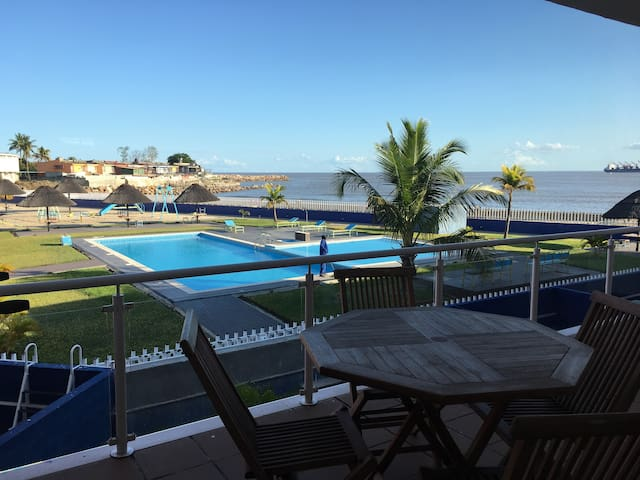 Apartment for short term stay in Beira MZ