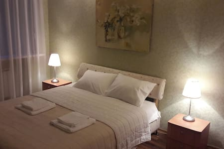 W1 Cosy Room, down town, central Moscow,Wi-Fi - Moskva - Wohnung