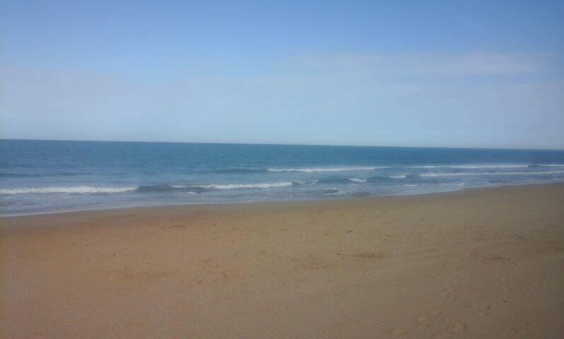 Отличное место для пляжных каникул