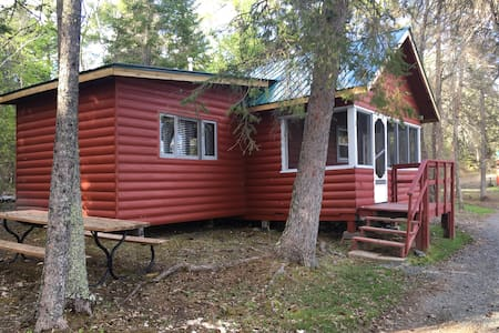 Entire Cabin 7 Island LOTW Whitefish Bay SN-NF