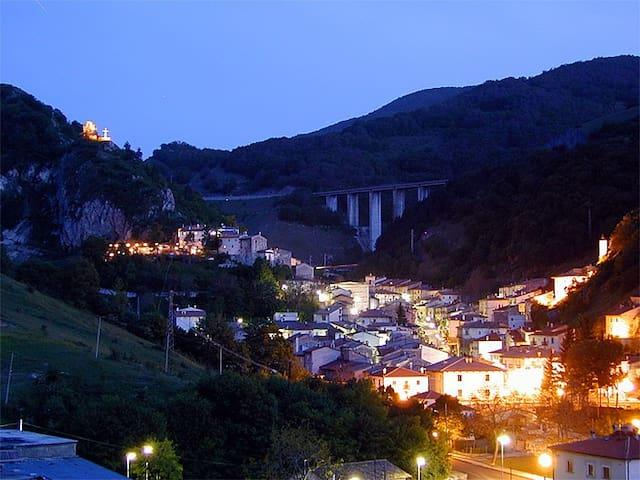 casa di montagna - Rocca Pia - Rumah