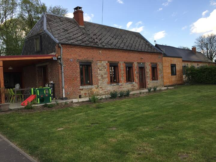Maison avesnoise