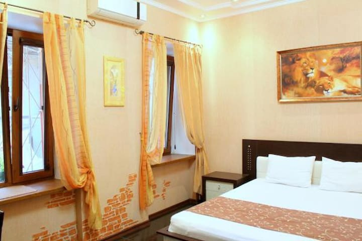 1 room flat in the center of Odessa