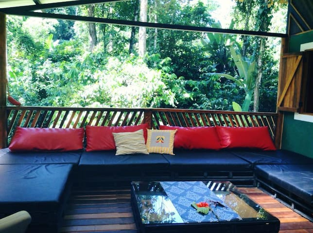 Private room in the jungle - Puerto Viejo de Talamanca - Bed & Breakfast