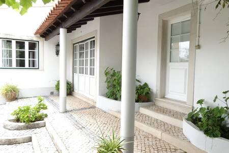 Casa dos Pocinhos-Santuário Fátima, Grutas, Tomar - Torres Novas - Dům