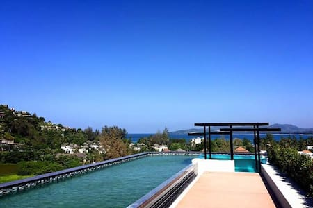 2 BR luxury affordable condominium in Phuket - Choeng Thale