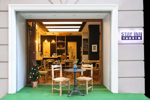 Stay Inn Taksim Hostel - central location