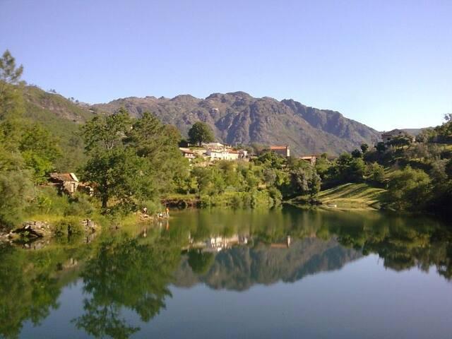 Casa da Vila in Cabril Geres - Montalegre - 一軒家