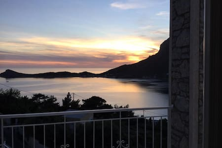 Island Paradise with beautiful sunset views - Mirties - Villa