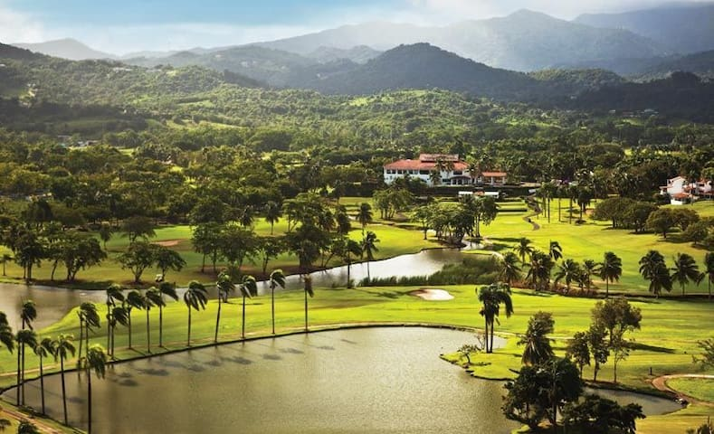 Beautiful Villa at Wyndham Grand Rio Mar Resort