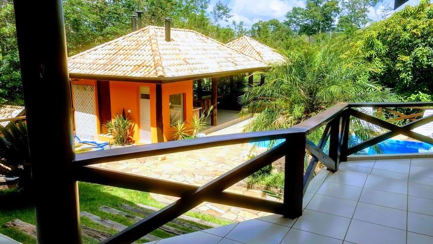 Casa de campo Serra da Mantiqueira Paraisópolis MG