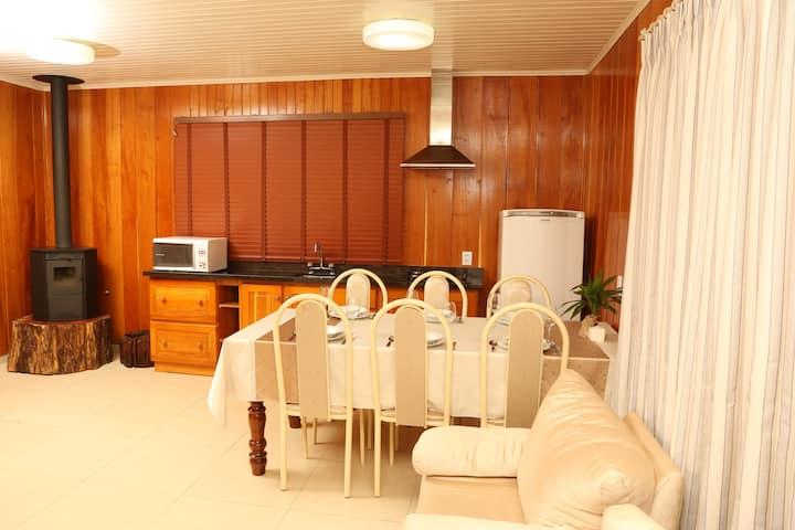 Casa no centro de Maravilha -SC