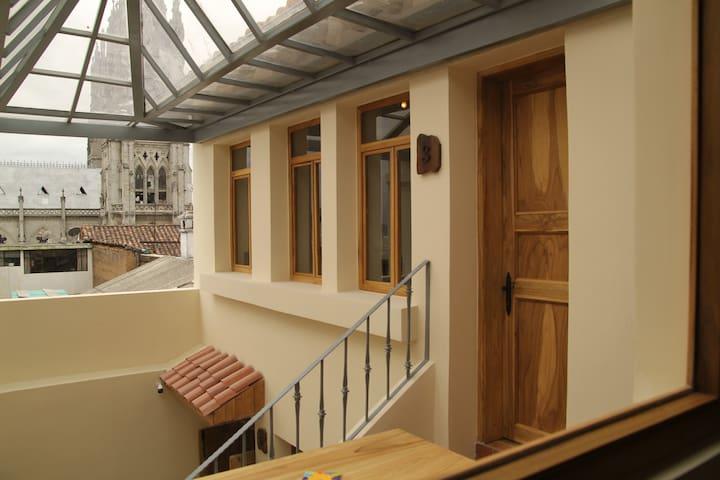 Casa La Basilica #3 AMAZING VIEW - Quito - Apartment