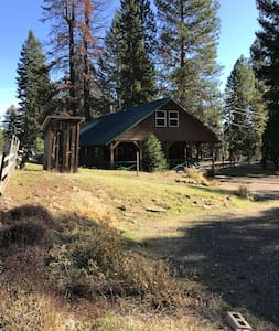 Hyatt Prairie Mountain Cabin
