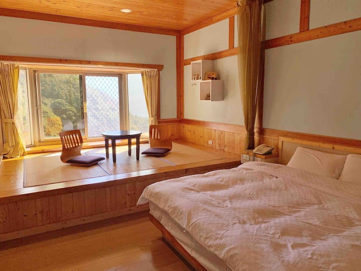 【Cingjing】Japanse style room