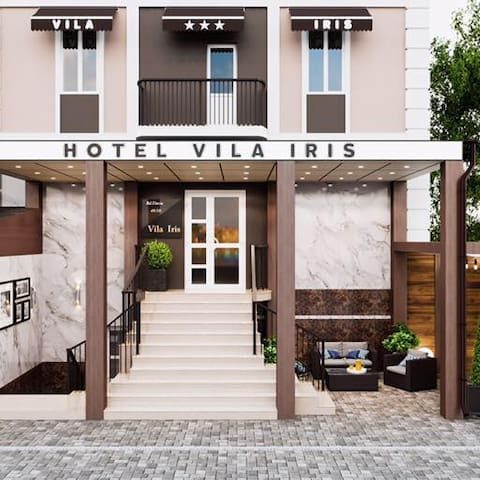 Уютный отель в Кишинёве!