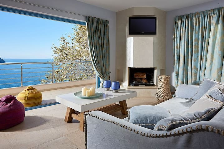 Family Suite with Sea View