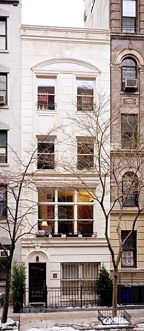 Magnificent townhouse upper east side nyc townhouses for Appartamenti in affitto new york upper east side