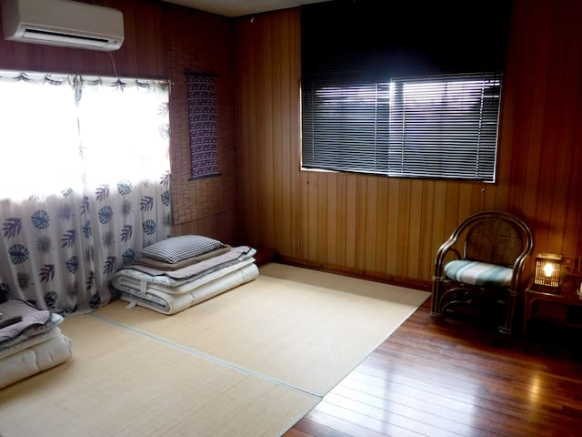 Okinawan Local Style Private room