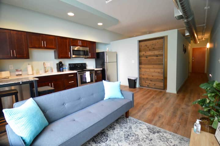 Cozy, Clean New Downtown Apartment *SANITIZED*
