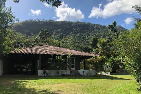 O lugar para relaxar e curtir com amigos/família