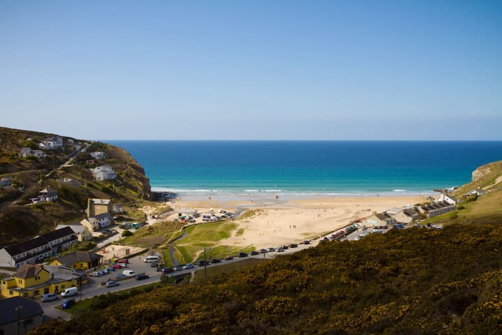Brookdale beach retreat, Porthtowan, Cornwall