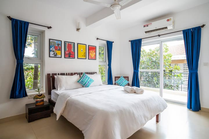 3 Bed Apartment Near Baga and Calangute Beach