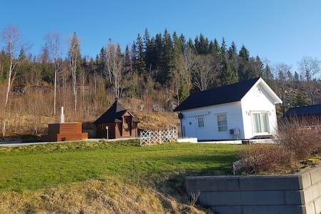 Naustan gård (Fjell, fiske, laks, familieferie)