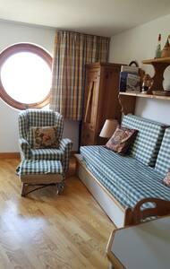 Appartement de charme, face à la vallée de Morzine - มอร์ซีน