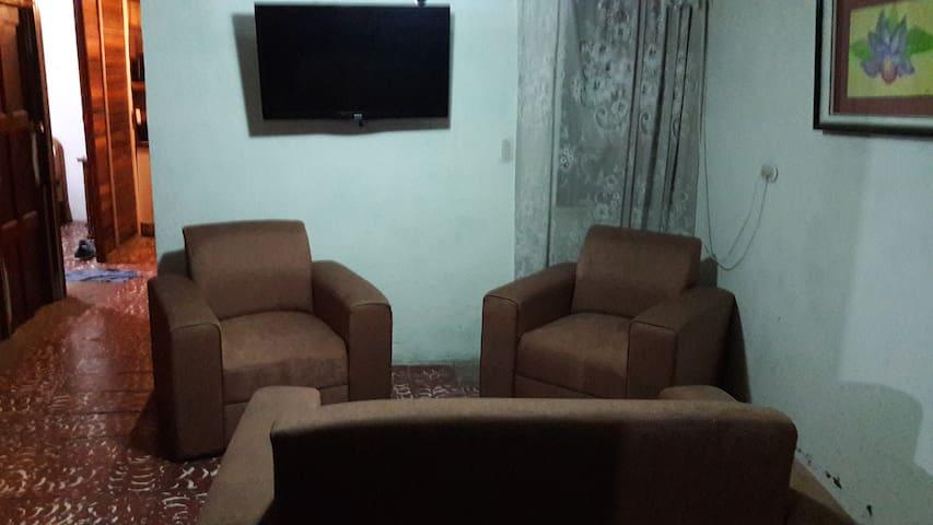 habitaciones para persona sola
